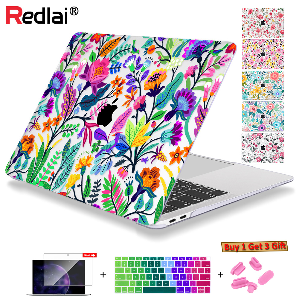 """Laptop Shell Cover Case for Macbook Air Pro 12/"""" 13/"""" 15/"""" Retina A1932//A1989//A1990"""