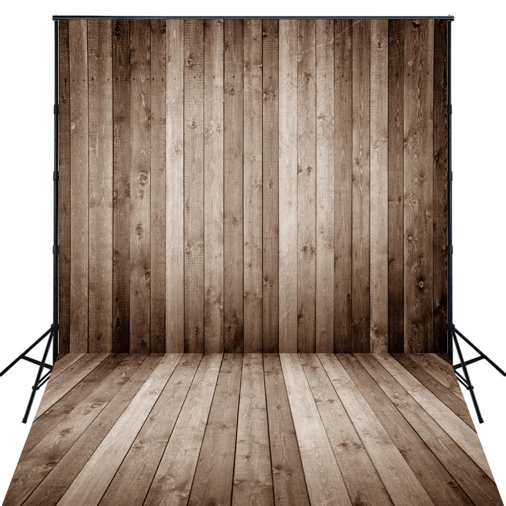 4X6ft wood floor backdrop Art Fabric photography backdrops Newborn Photo Studio Prop Backdrop D9684