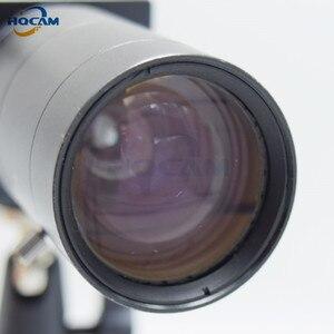 "Image 5 - HQCAM 6 60mm CS F1.8 lente 1/3 ""zoom Varifocal lente de zoom Manual Iris para cámara CCTV de seguridad, F1.8 CS 1/3"" 51,5 ~ 6 grados"