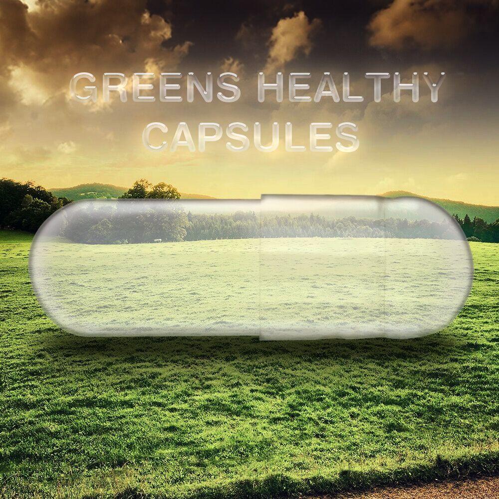 Size 4 Vegetable capsules 5000 pcs /Carton transparent empty Joined for capsule filler machines