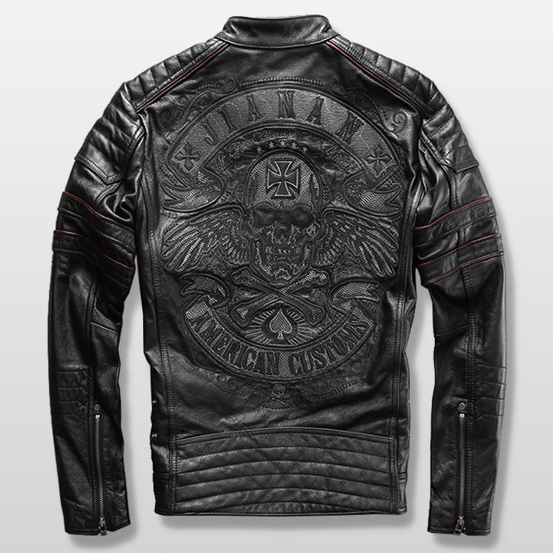 Pročitajte opis! Azijska veličina jakna jahača motocikla Muška - Muška odjeća