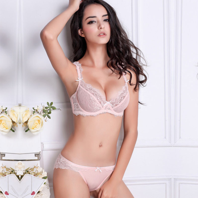 9ef623409b Sexy Lace Bra Set
