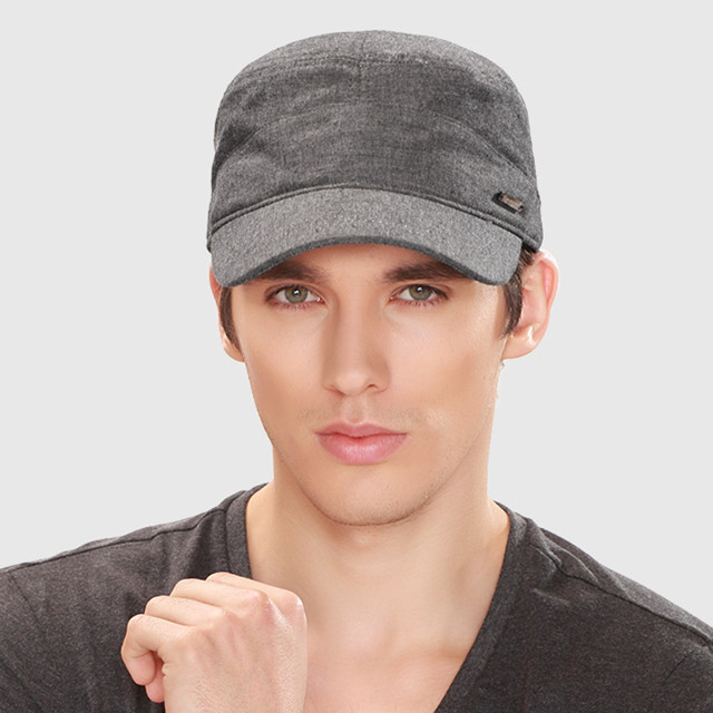 64ce6306ec9 New Kenmont Hat Military Hats Summer Unisex Men 100% Cotton Visor Sun Beach  Sport Army Caps Adjustable Black Coffee 3057-in Military Hats from Apparel  ...