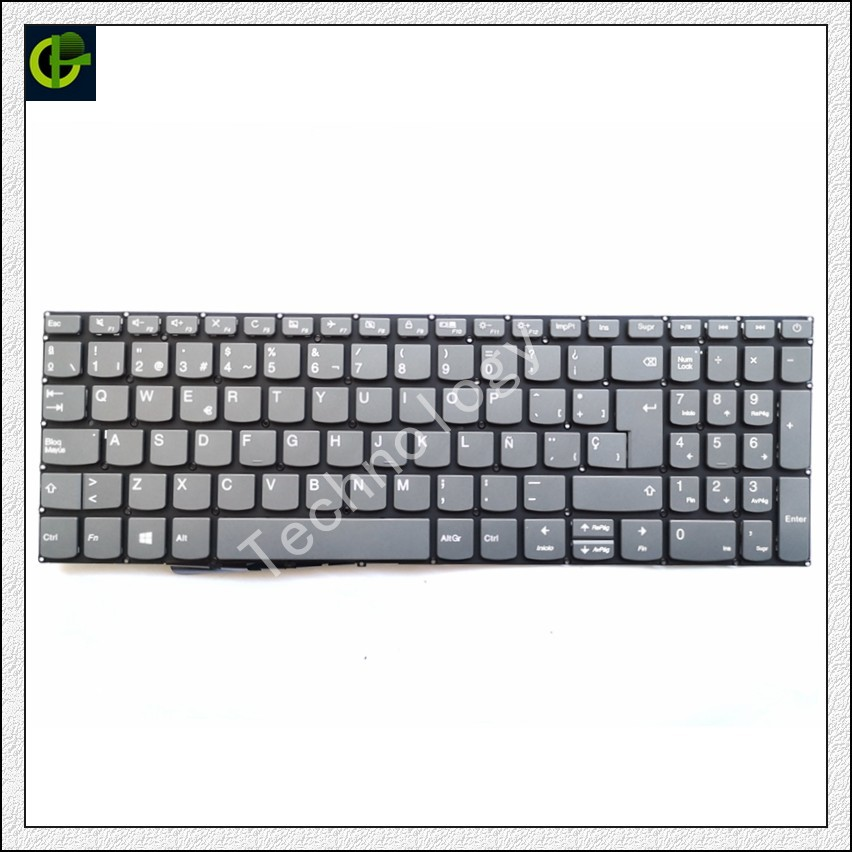 Spanish Keyboard for Lenovo Ideapad 320-17AST 320-17IKB 320-17ISK 320-17ABR 330-15IKB 330-17IKB 330-15 330-15AST Latin SP LASpanish Keyboard for Lenovo Ideapad 320-17AST 320-17IKB 320-17ISK 320-17ABR 330-15IKB 330-17IKB 330-15 330-15AST Latin SP LA
