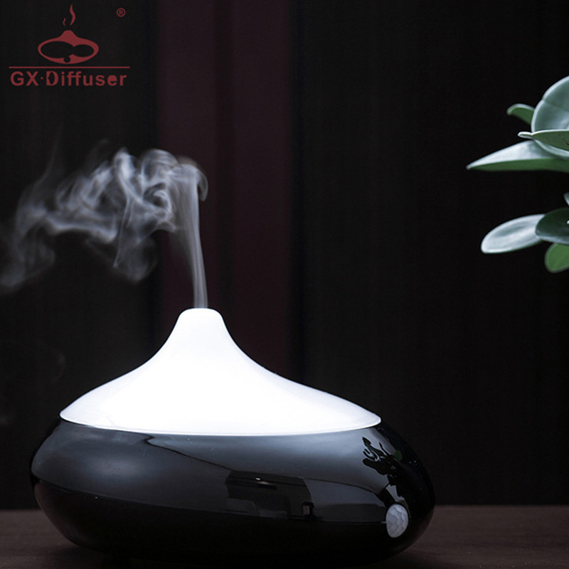 GX.Diffuser Colorful Night Light Lamp Aroma Diffuser Ultrasonic Humidifier USB Essential Oil Aroma Diffuser For Aromatherapy ночник night light lamp 1