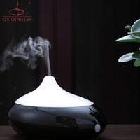 GX Diffuser 50ml Colorful Lamp Electric Diffuser Ultrasonic Humidifier USB Essential Oil Diffuser For Aromatherapy