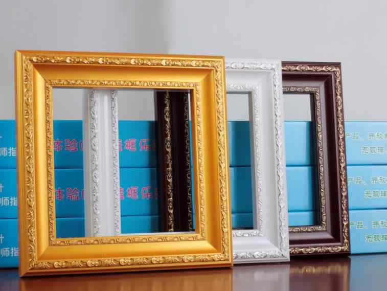 05add62f2f ... diy wooden frame for diamond painting gold solid wood frames customize diamond  painting accessories assemble by ...