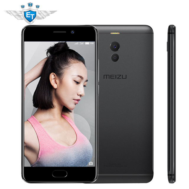 "Original Meizu M6 Note 6 3GB 16GB Mobile Phone Snapdragon 625 5.5"" 1080P Dual Rear Camera 16MP 4000mAh Fast Charge Android 7.1"