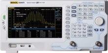 Fast arrival Rigol DSA875 9KHZ to 7.5GHZ Spectrum Analyzer without 3 GHz Tracking Generator