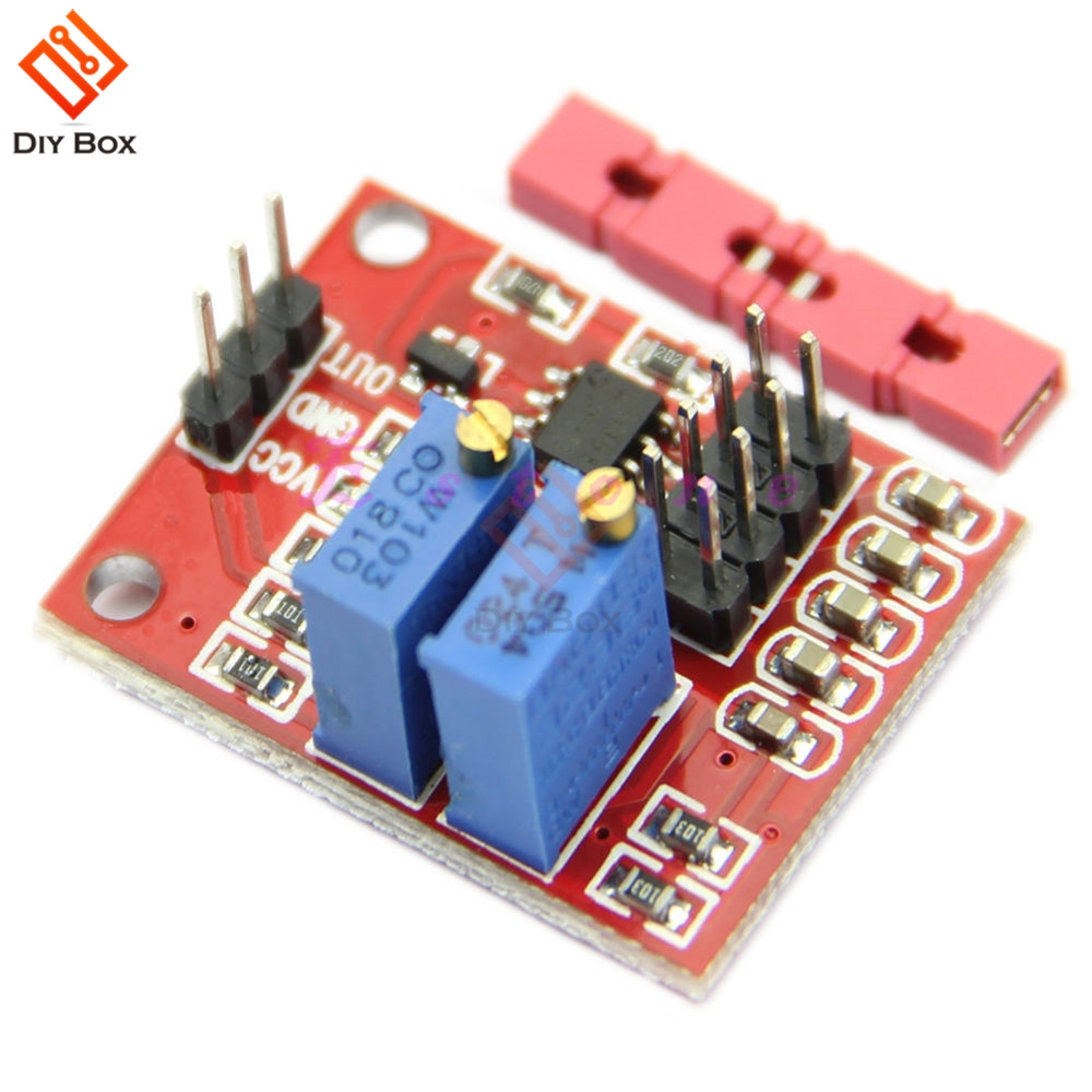 5PCS NE555 Pulse LM358 Duty Cycle Frequency Adjustable Module Square Wave