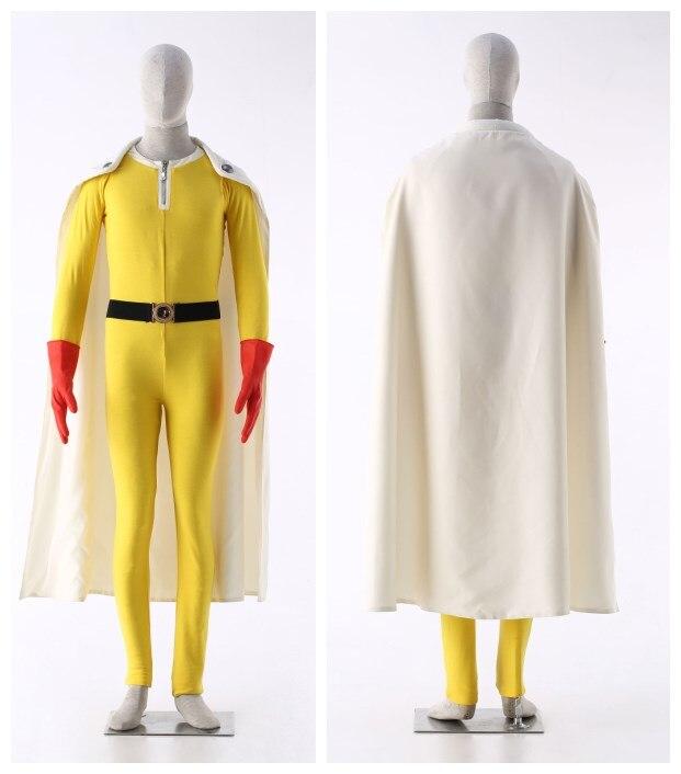 Здесь продается  ONE PUNCH MAN Saitama cosplay costume halloween  Одежда и аксессуары