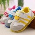 Детская обувь 1-2 Лет мальчик девочка Малыша обувь 0-1Ysoft нижняя резиновая подошва обувь Тапки вскользь спорт Сначала Ходунки