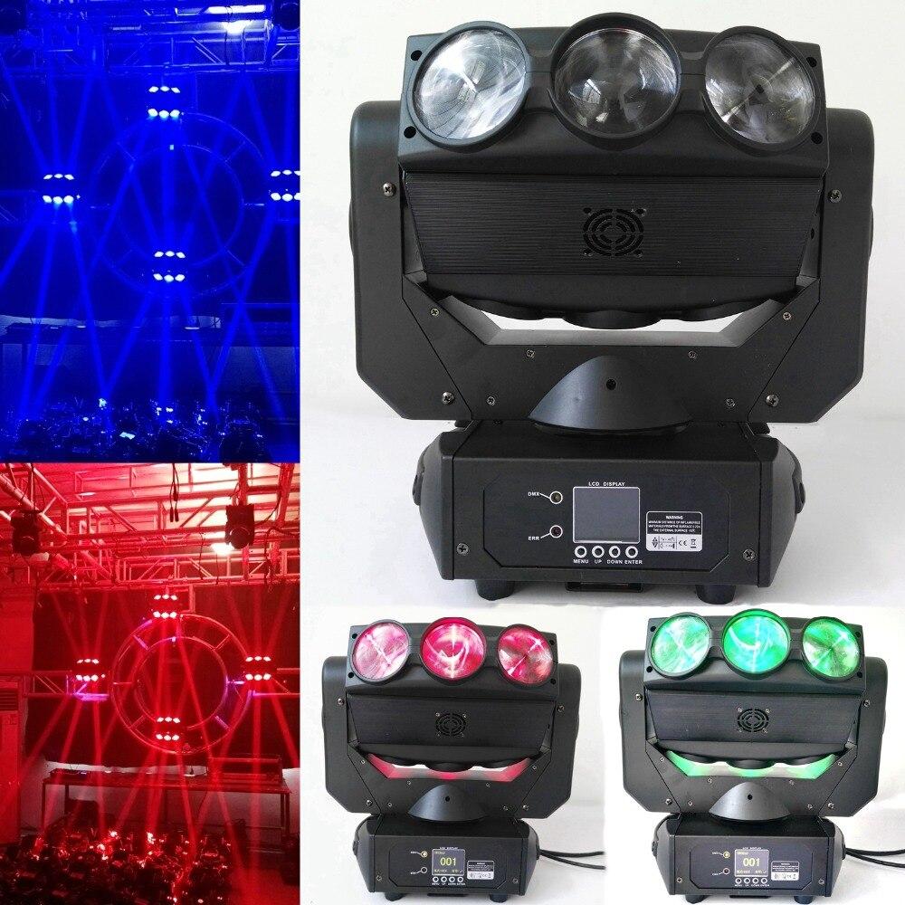 9x12w Moving Head Beam Light Mini Matrix Light Rgbw 4in1 Stage Lighting Effect Beam Disco Light Commercial Lighting Stage Lighting Effect