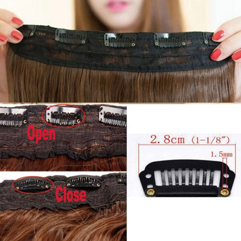 How much is a full head of hair extensions gallery hair curly one piece clip in hair extensions image collections hair aliexpress buy 34 full head ombre pmusecretfo Choice Image