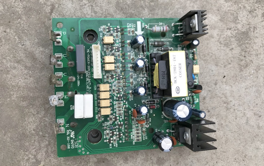 ME-POWER-30A(PS21867)D.1-1 Good Working Tested