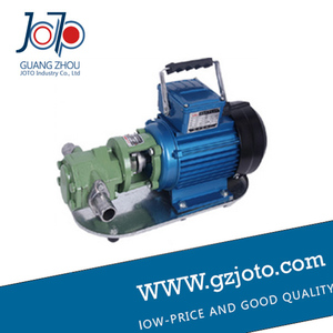 Image 5 - WCB 100 cast iron portable electric gear thermal heavy oil pump