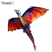 3D Дракон воздушный змей динозавр воздушный змей один хвост на открытом воздухе упражнения модная детская игрушка высокое качество большой воздушный змей Летающий