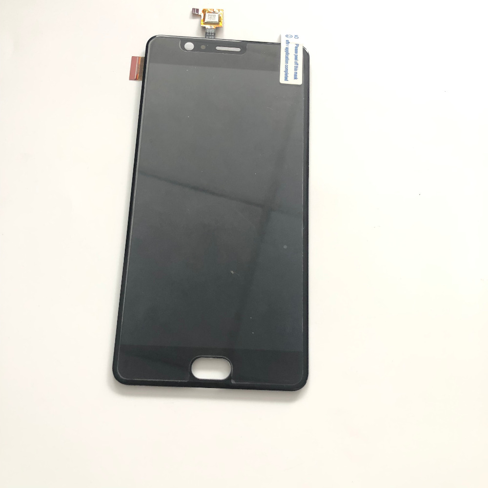 Used LCD Display Screen + Touch Screen For ELEPHONE P8 MAX MTK6750T Octa Core 5.