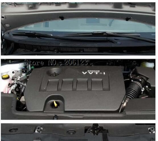 POUR Toyota Corolla 2007 2008 2009 2010 2011 2012 2013 cache moteurPOUR Toyota Corolla 2007 2008 2009 2010 2011 2012 2013 cache moteur