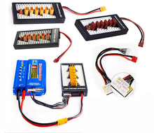 Multi 2S 6S Lipo Parallel Balanced Charging Board XT60 Plug For RC