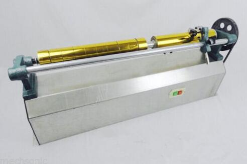 Équipement de blocage d'or de Machine de découpe de papier d'aluminium électrique de estampillage chaud