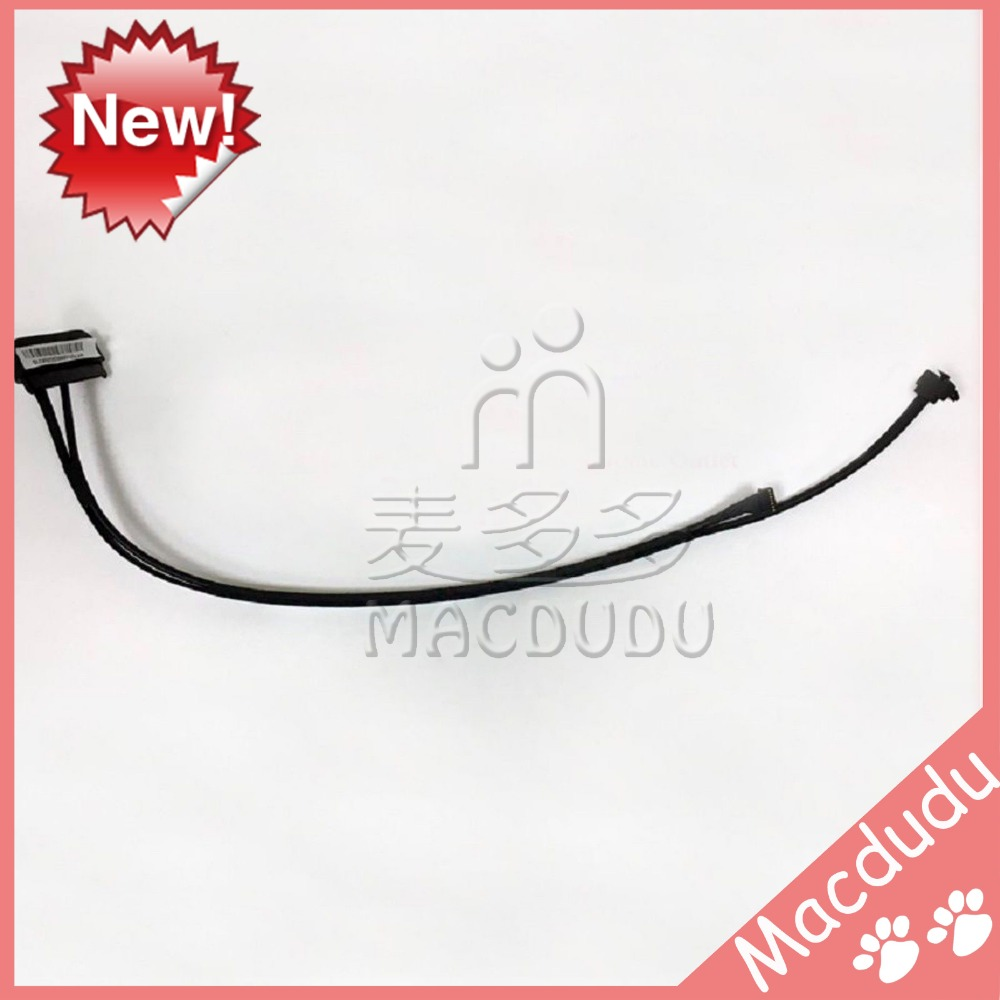 New for 27 iMac A1419 2012-2015 SSD Solid State Data Power SATA Cable 923-0312 накопитель ssd a data adata ultimate su800 512gb asu800ss 512gt c