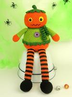crochet toy Halloween doll model number b05134