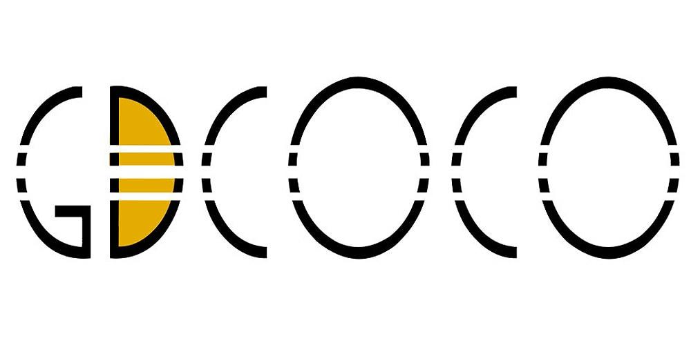 Лого бренда GDCOCO из Китая