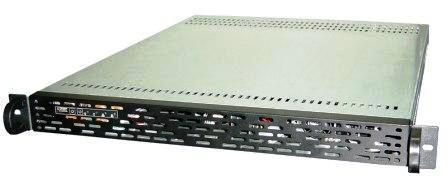 1U D125 industrial control cabinet 550MM long you can install PC big board