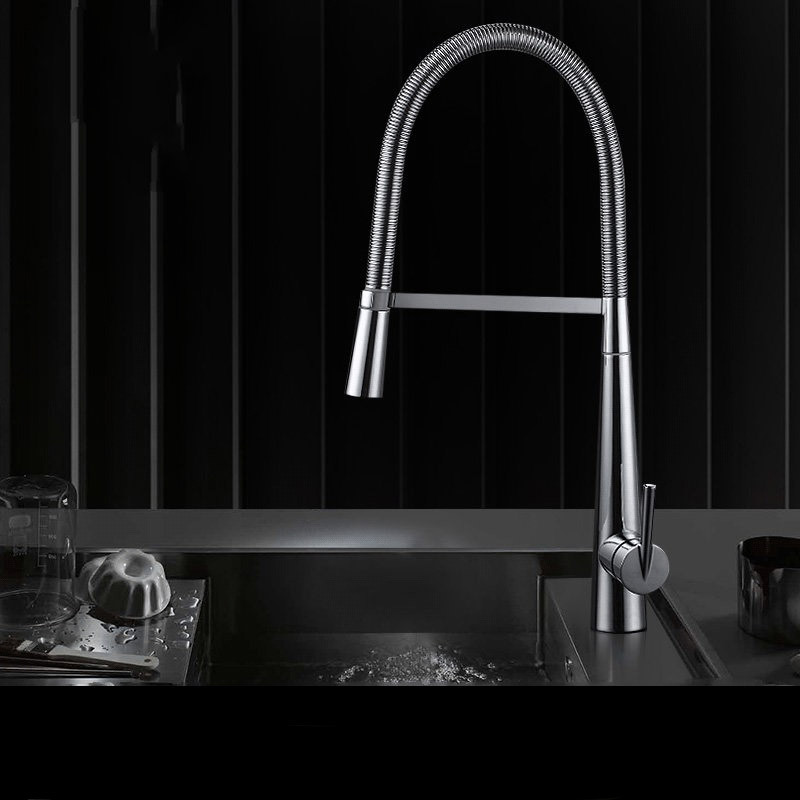 2015 New kitchen sink tap Torneira Kitchen Faucet Hot And Cold Sink Faucets Contemporary Chrome Torneiras Para Pia Cozinha Tap new arrival tall bathroom sink faucet mixer cold and hot kitchen tap single hole water tap kitchen faucet torneira cozinha