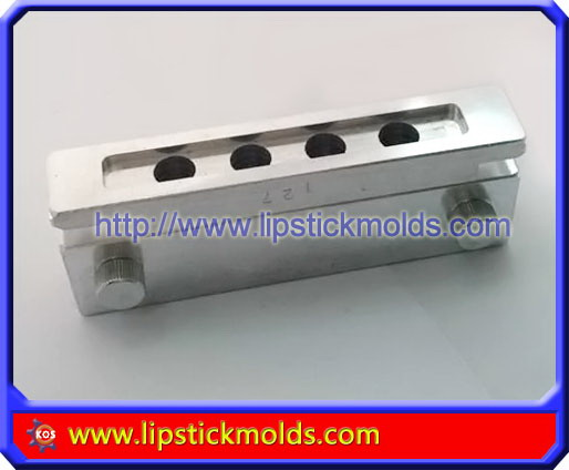 US $92 0 |Custom make 4 Cavity 12 7mm Caliber Lipstick Mold for any shape  on Aliexpress com | Alibaba Group