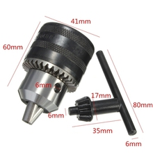 1.5 To 13mm Capacity Heavy Key Type Drill Chuck Adapter For Rotary Hammer 5x key type 1 5 13mm capacity b16 tapered bore drill chuck