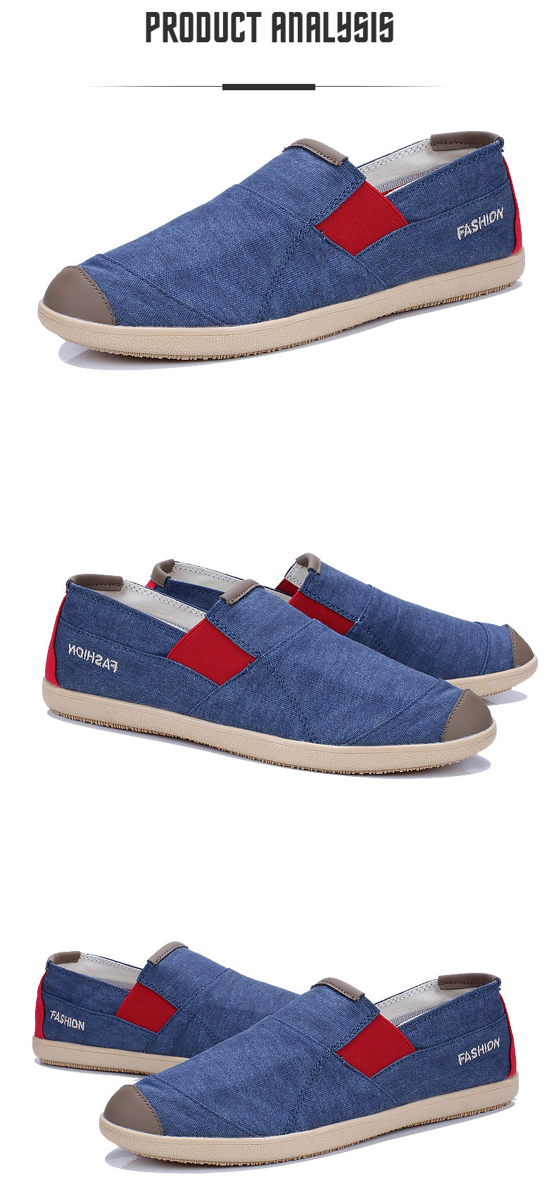 Best Offer #6fa8 PUPUDA Canvas Shoes Summer Men Casual