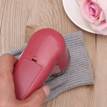 Розовый Электрический мини-Тканевый триммер для бритвы электрический Fuzz тканевый слой для удаления ворса эпилятор для волос Домашняя одежда свитер поставка