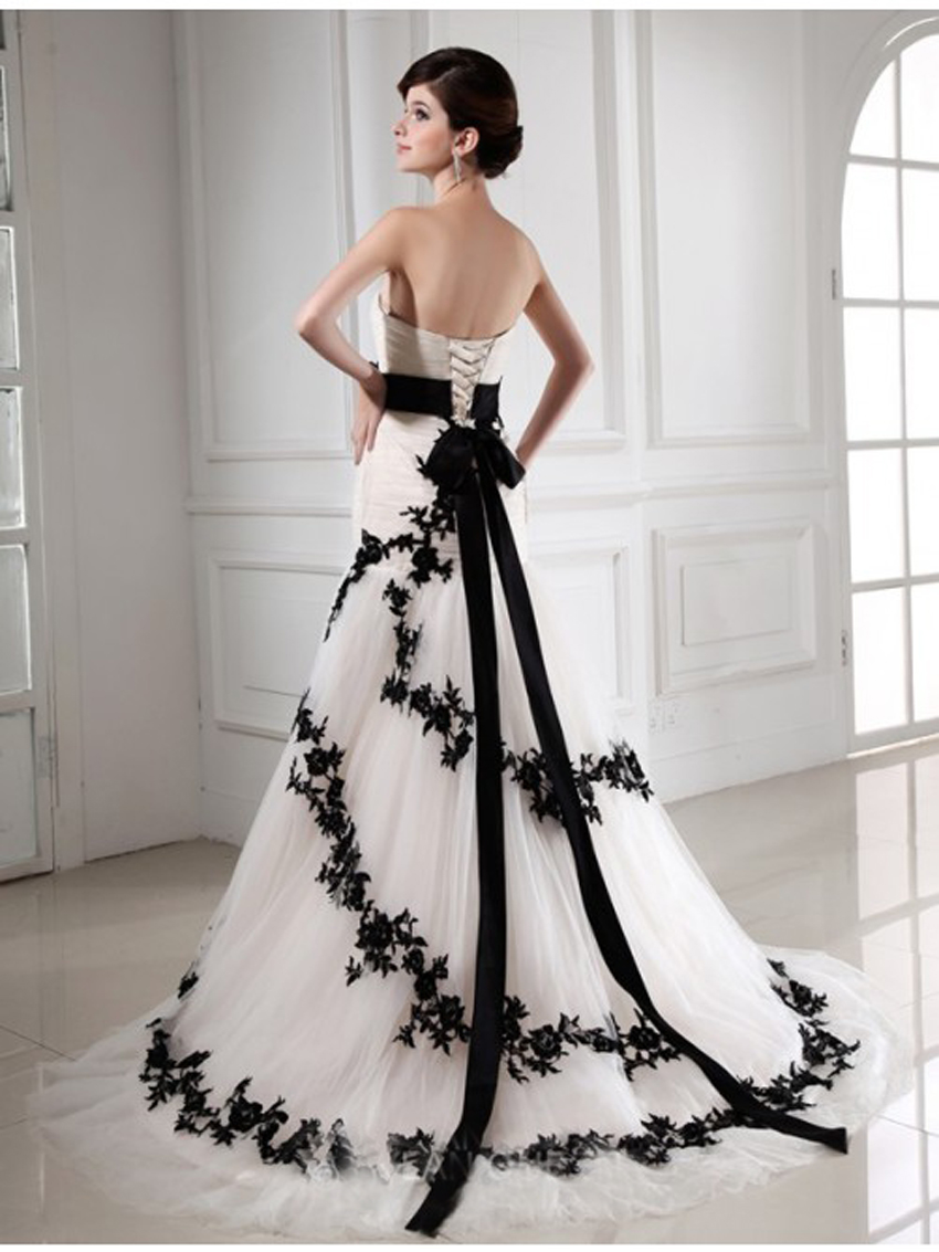 Online buy wholesale mermaid corset wedding dresses from for Lace corset top wedding dress