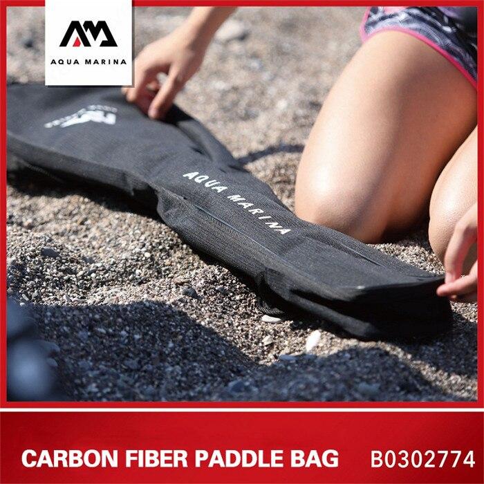 AQUA MARINA surf Sport sac de transport Oxford tissu pour SUP Paddle carbone sac de magasin de pagaie planche de surf debout sac à bandoulière