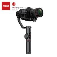 Zhi Yun Zhiyun Official Crane 2 3 Axis Camera Stabilizer With Follow Focus Control For All