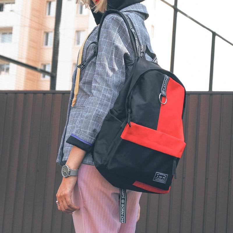 Women Backpack Female Schoolbag Travel Bag Fashion School Backpack For Girls Luxury Brand Bag Mochila Feminina Dalfr #5