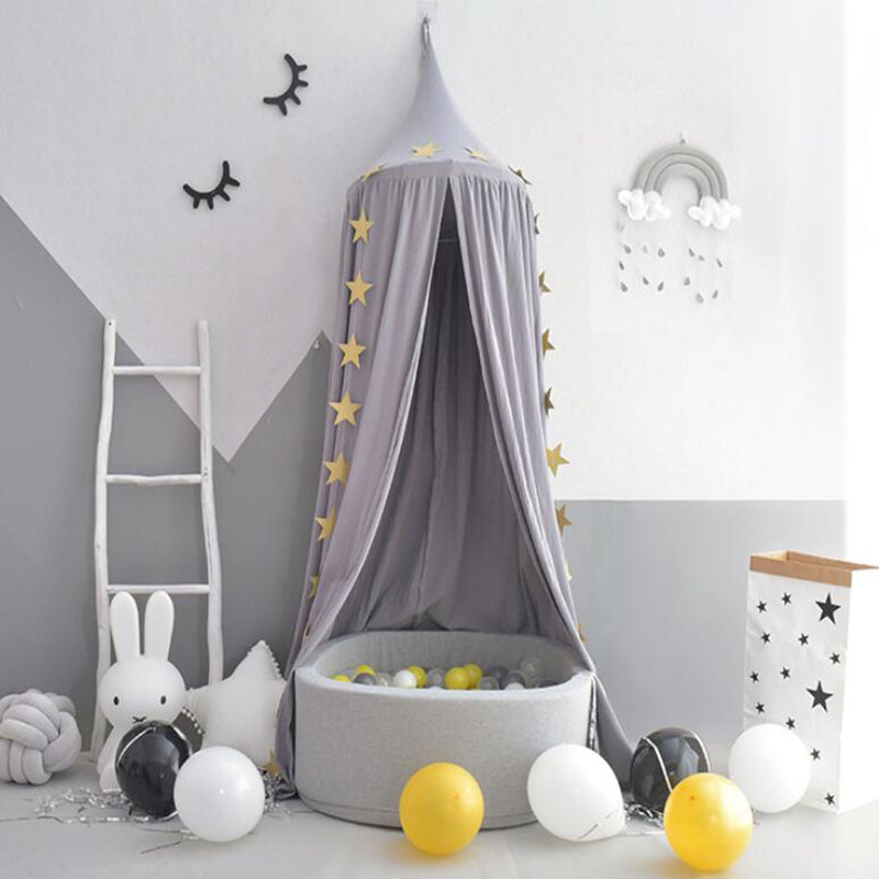 Ins Nordic Bed mattress Children Tent Foldable Soft Cotton Princess Castle Wigwam Bodybuilding for Newborn Baby Crawling IndoorIns Nordic Bed mattress Children Tent Foldable Soft Cotton Princess Castle Wigwam Bodybuilding for Newborn Baby Crawling Indoor