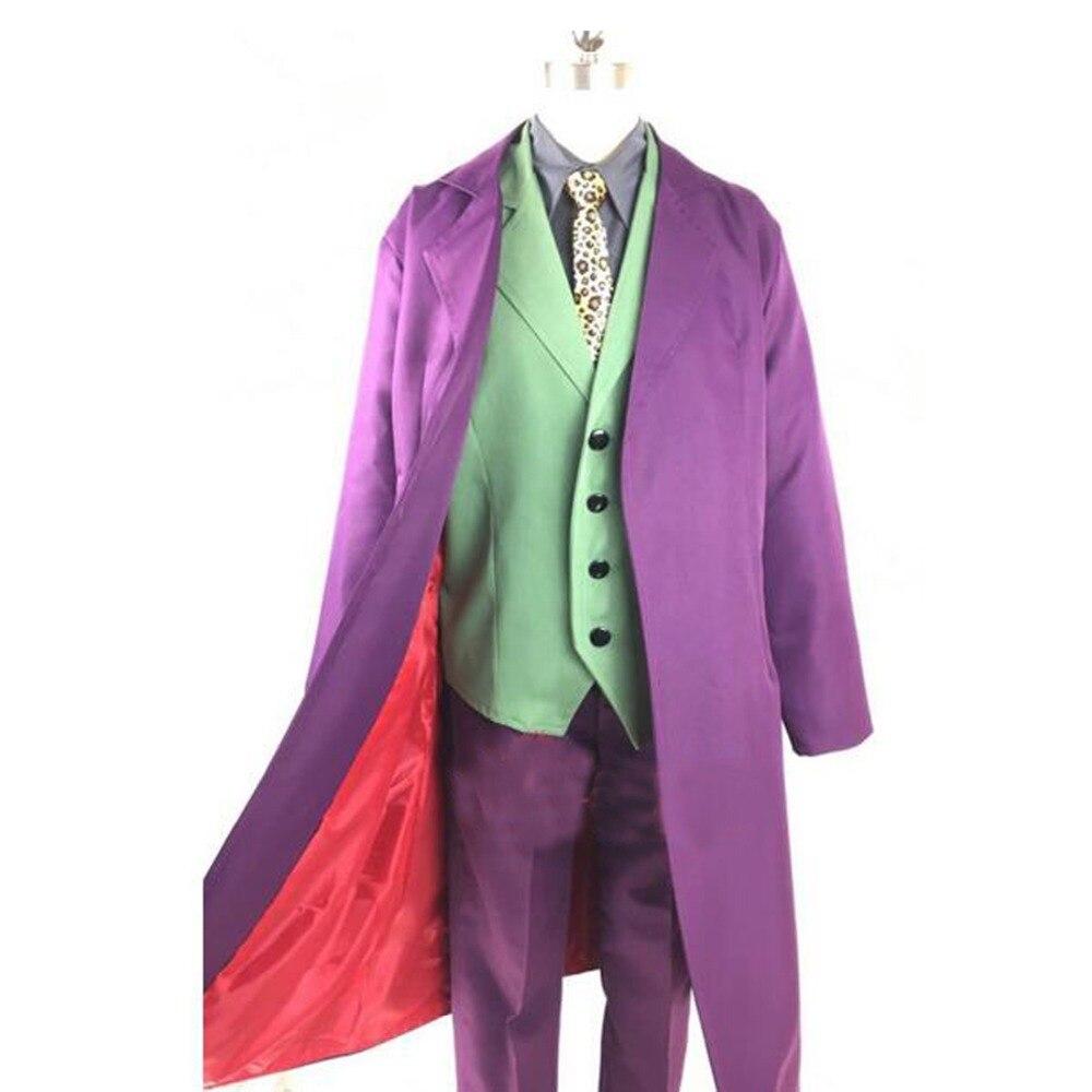 2017 Batman Arkham Knight Joker Cosplay Costume Batman Costume Adult Cosplay Batman Joker Costume Suicide Squad-in Movie u0026 TV costumes from Novelty ...  sc 1 st  AliExpress.com & 2017 Batman Arkham Knight Joker Cosplay Costume Batman Costume Adult ...