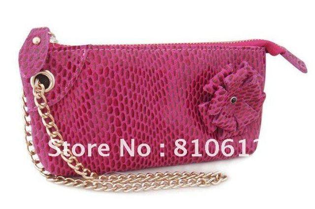 Free shipping!!!100%Genuine leather bag,Fashion handbag,Fine snakeskin women's bag,Elegant evening bag