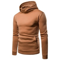 2018 New Hot Sale Autumn and Winter Hooded Long sl ...