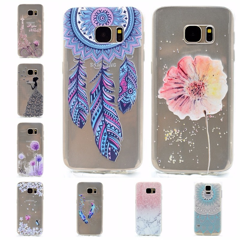 Case For Samsung S7 Edge S8 S9 Plus Note 3 4 5 8 9 Coque Fashion Cute Bunny Kickstand Capa Liquid Sand Quicksand Case Fundas Traveling Rhinestone Cases Phone Bags & Cases