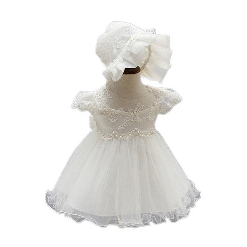 Bbwowlin для маленьких девочек на крестины Платья для женщин для На возраст от 0 до 2 лет маленьких Обувь для девочек в цветочек партии 9081