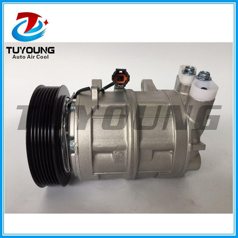 Compresseur de climatiseur automatique de haute qualité DKS17CH pour Nissan patrouille/Navara D22 92600VB800 3B05045010 92600vc710