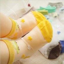 5 пар/лот, детские носки летние тонкие сетчатые носки для девочек, хлопковые носки для новорожденных мальчиков, одежда для малышей, аксессуары