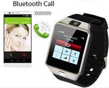 Original DZ09 Smart Uhr GT08 Bluetooth Gesundheit Android Wear Smartwatch Wasserdichte Handy Fitness Uhren Kamera Uhr