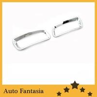 Cubierta de luz antiniebla trasera cromada para Renault Koleos 2008 2012|Estilo cromado| |  -