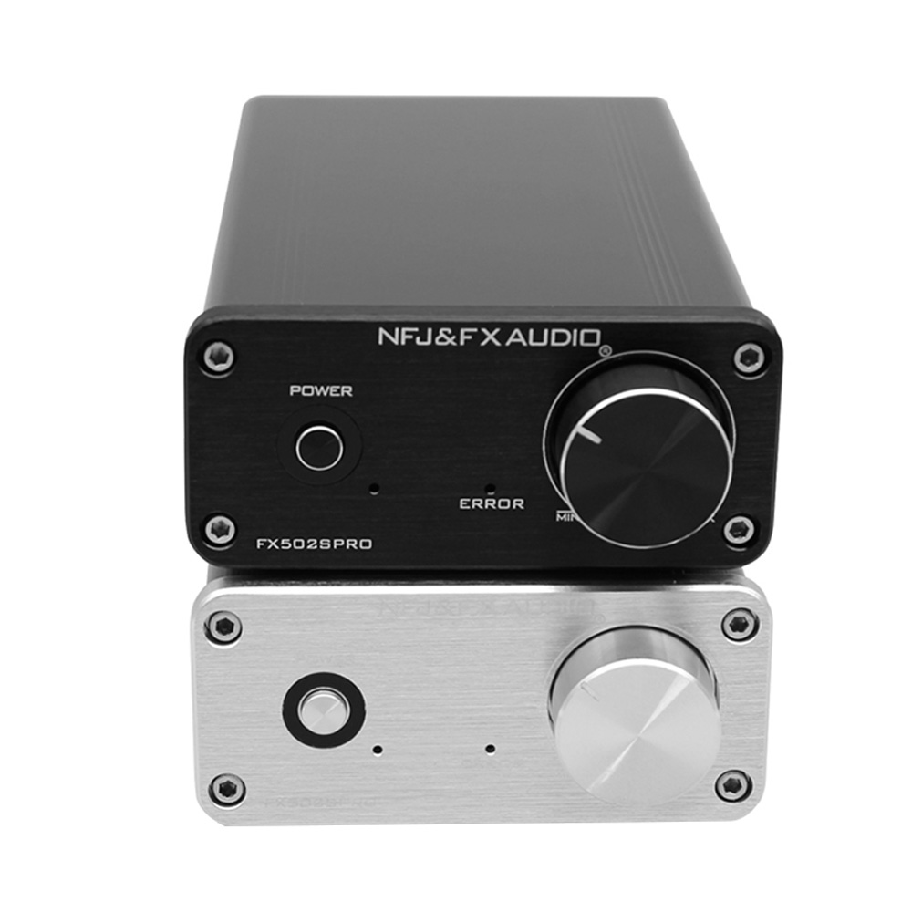 TPA3250 FX Audio Hifi Digital Power Amplifier 70Wx2 Home Stereo Mini Amplificador Professional Speaker Amplifier NE5532 Op Amp