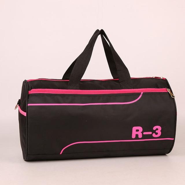 7ed3dba29f 2017 Sport Gym Bag Outdoor Waterproof Handbag School Sport Fitness Bag for  Men Shoulder Training Camping